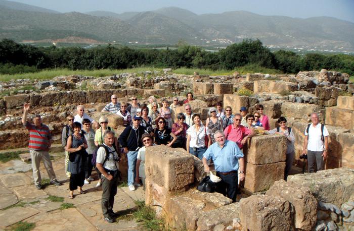 Découvrez l'archéologie