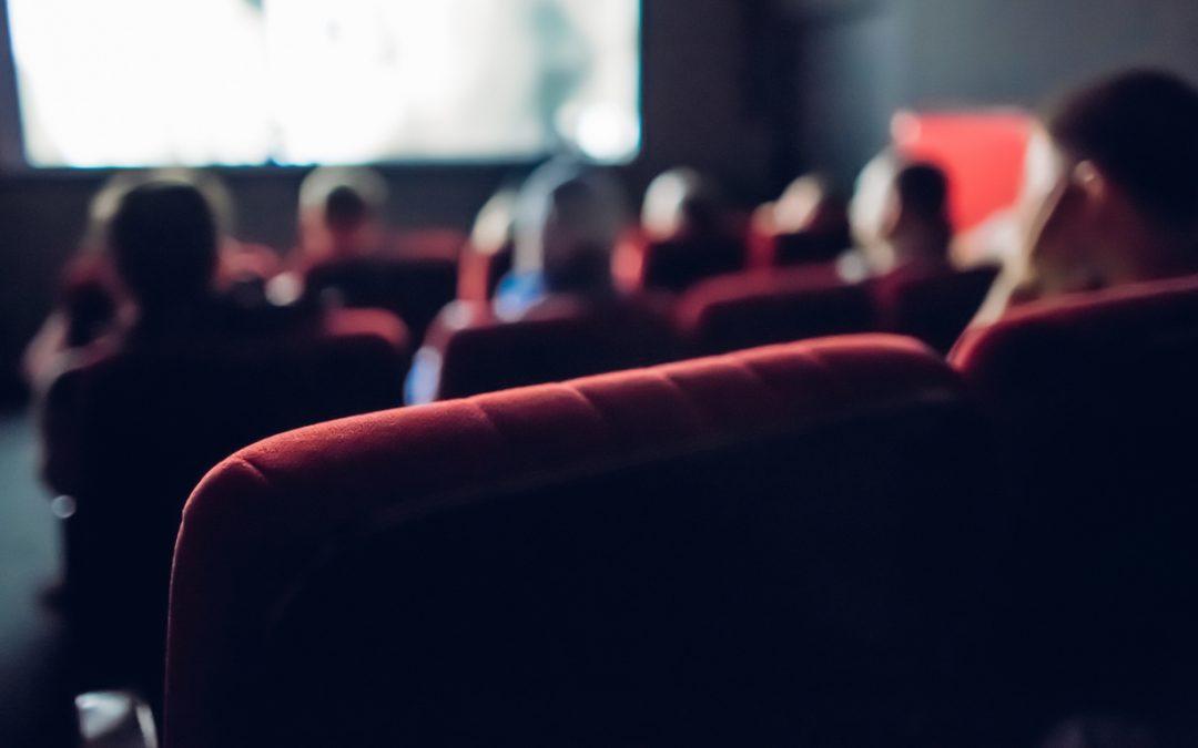 Photo d'une petite salle de cinéma